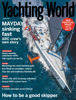 Yachting World March 2016