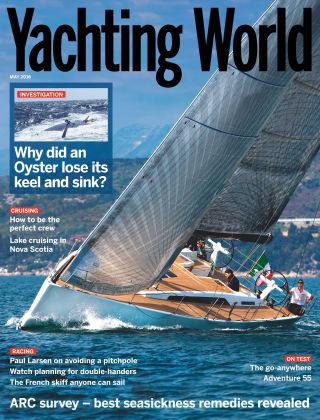 Yachting World May 2016