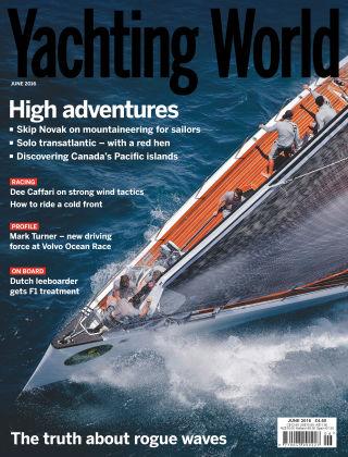 Yachting World June 2016