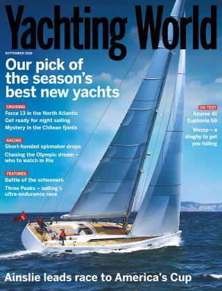 Yachting World September 2016