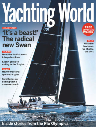 Yachting World October 2016