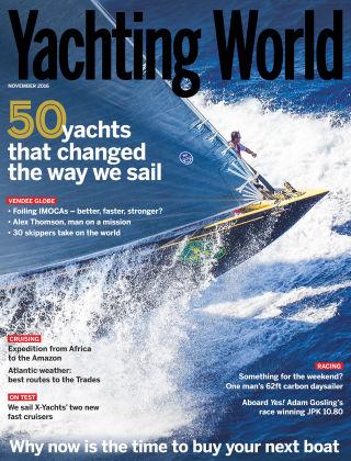 Yachting World November 2016