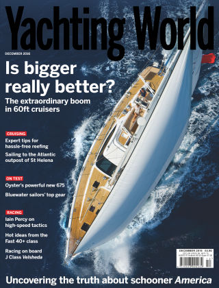 Yachting World December 2016
