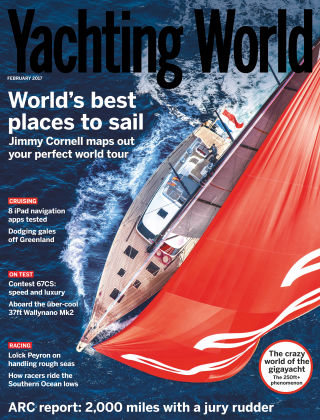 Yachting World February 2017