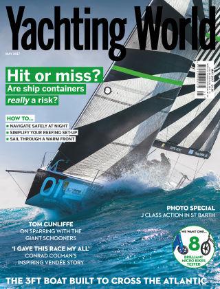 Yachting World May 2017
