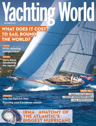 Yachting World Nov 2017
