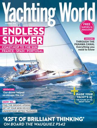 Yachting World Oct 2018