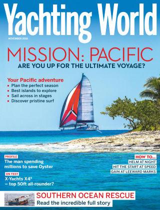 Yachting World Nov 2018
