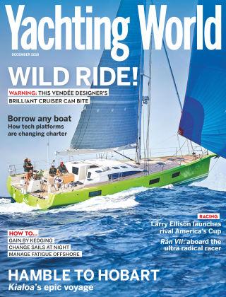 Yachting World Dec 2018