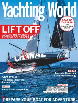 Yachting World Jan 2019