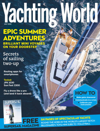 Yachting World Jul 2019