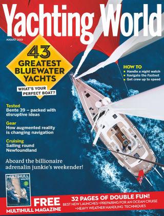 Yachting World Aug 2019