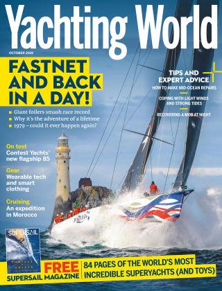 Yachting World Oct 2019