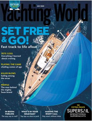 Yachting World July 2020