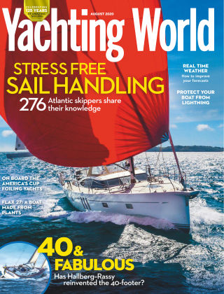 Yachting World August 2020