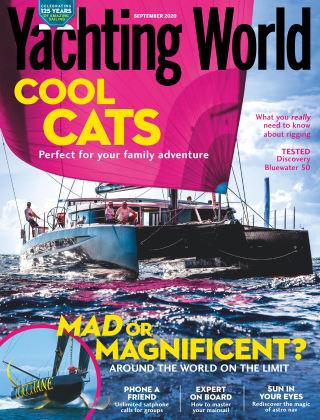 Yachting World September 2020