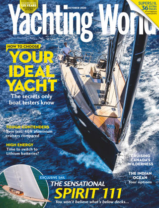 Yachting World October 2020