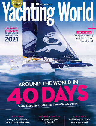 Yachting World December 2020