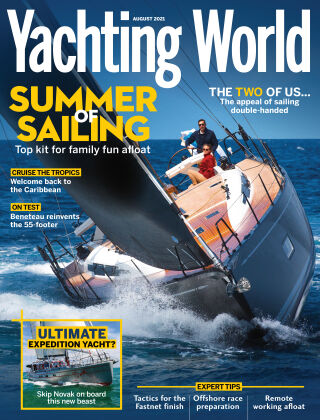Yachting World August-21