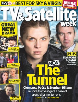 TV & Satellite Week 9th April 2016