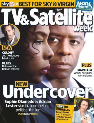 TV & Satellite Week 2nd April 2016