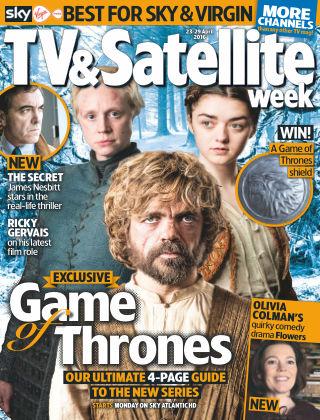 TV & Satellite Week 23rd April 2016