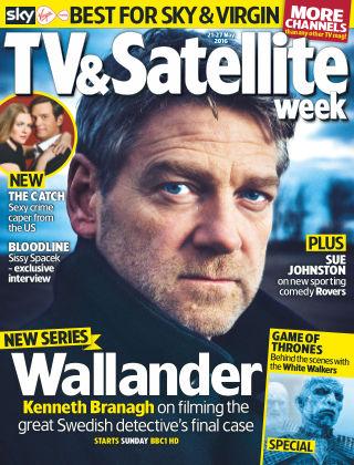 TV & Satellite Week 21st May 2016