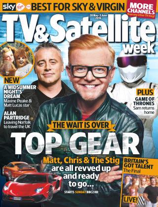 TV & Satellite Week 28th May 2016