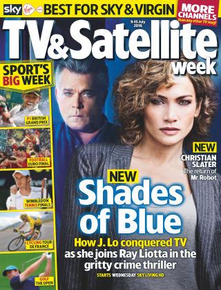 TV & Satellite Week 9th July 2016