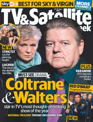 TV & Satellite Week 17th September 2016