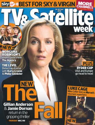 TV & Satellite Week 24th September 2016