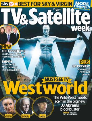 TV & Satellite Week 1st October 2016