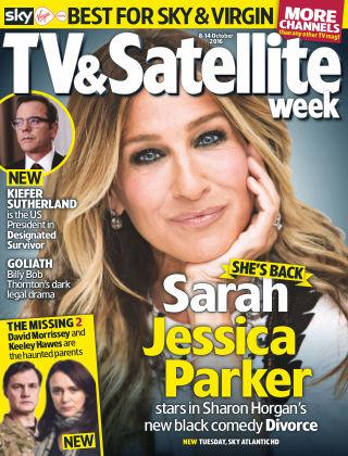 TV & Satellite Week 8th October 2016
