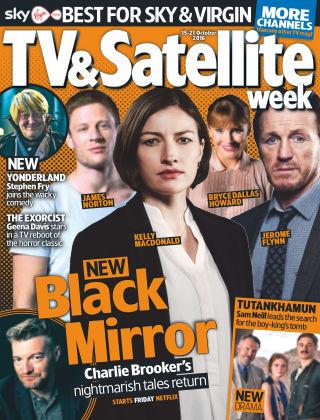 TV & Satellite Week 15th October 2016