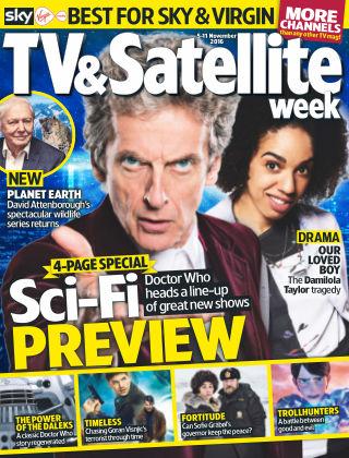 TV & Satellite Week 5th November 2016