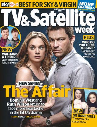 TV & Satellite Week 19th November 2016