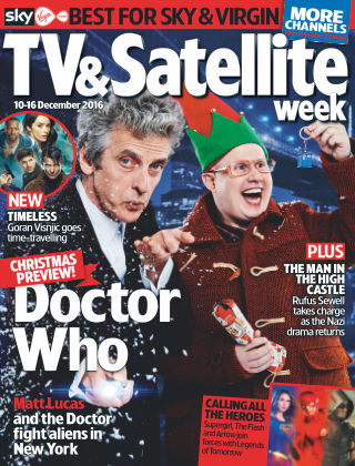 TV & Satellite Week 10th December 2016