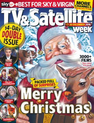 TV & Satellite Week 17th December 2016