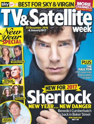 TV & Satellite Week 24th December 2016