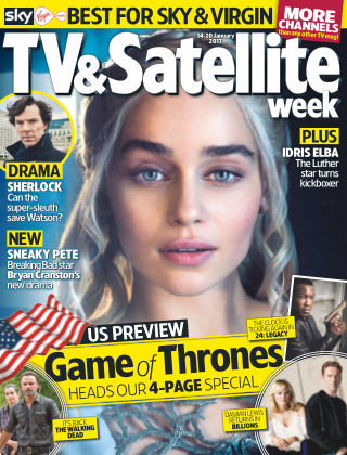 TV & Satellite Week 14th January 2017
