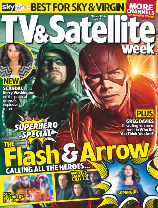TV & Satellite Week 28th January 2017