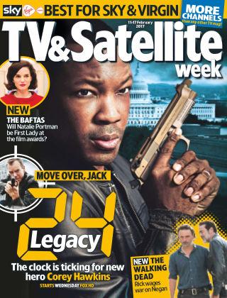 TV & Satellite Week 11th February 2017