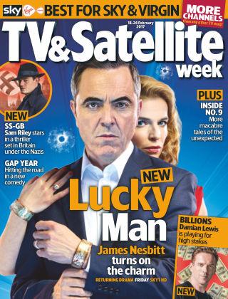 TV & Satellite Week 18th February 2017