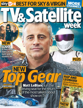 TV & Satellite Week 4th March 2017