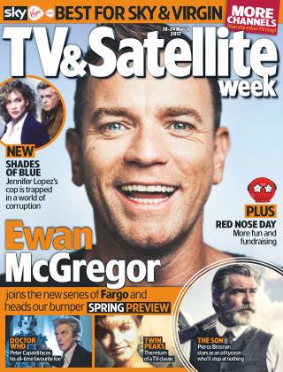 TV & Satellite Week 18th March 2017