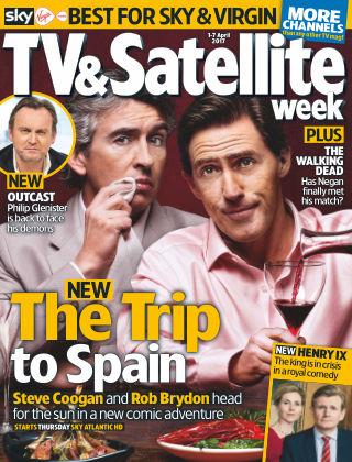 TV & Satellite Week 1st April 2017