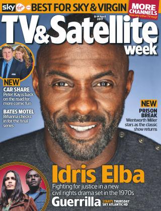 TV & Satellite Week 8th April 2017