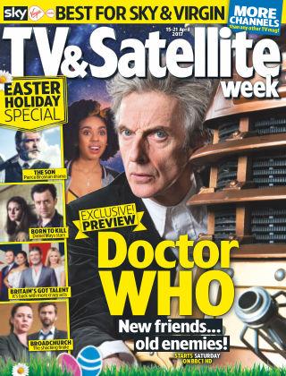 TV & Satellite Week 15th April 2017