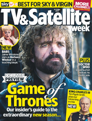 TV & Satellite Week 6th May 2017