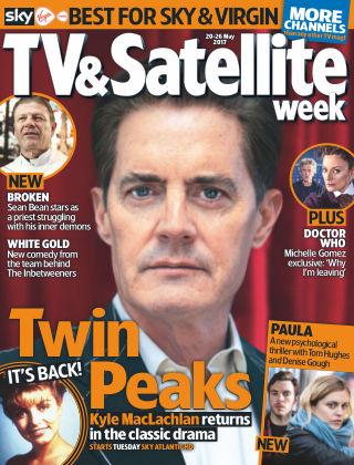 TV & Satellite Week 20th May 2017